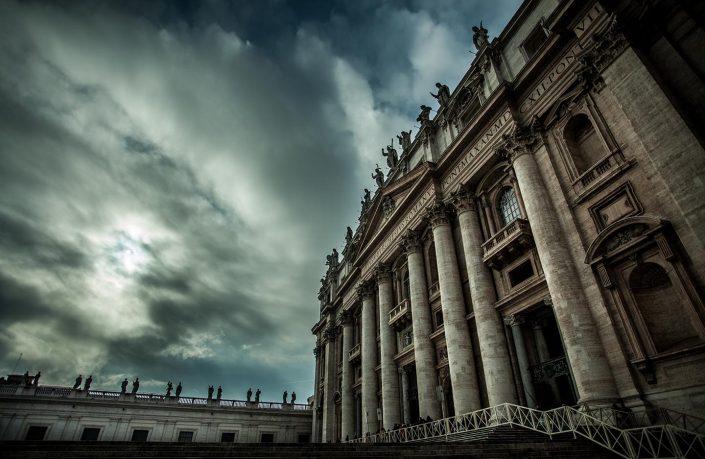 Palazzaccio a Roma